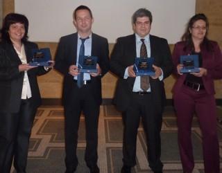 Специални отличия на Card Payments Forum организиран от b2b Magazine