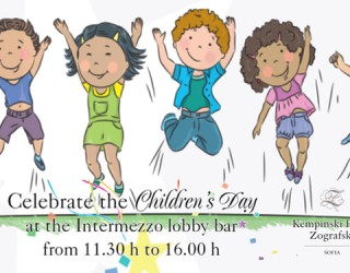 Превърнете Деня на детето в незабравимо изживяване с Кемпински хотел Зографски!