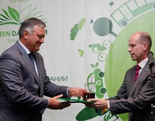 Веселин Балевски: Бъдете зелени!