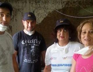 Сливенци и бургазлии в помощ на бедстващите от Аспарухово