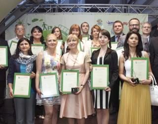 """Кои са """"Най-зелените компании в България"""" за 2013 г?"""