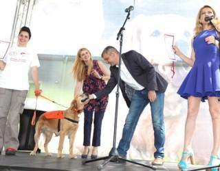 Шест кучета-водачи получиха името Мтел