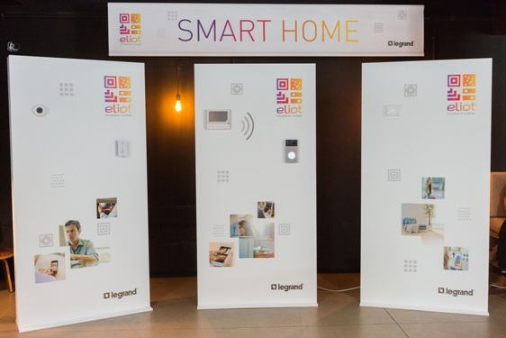 Legrand smart products