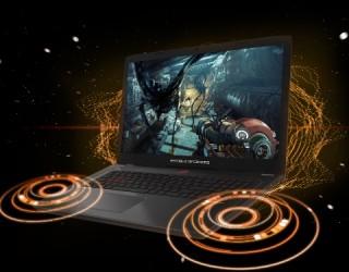 ASUS ROG Strix GL702ZC - първи гейминг лаптоп с процесор Ryzen™ 7