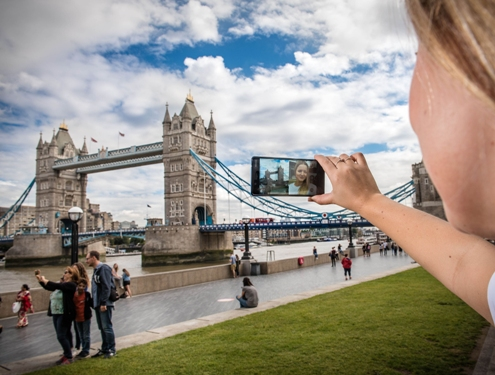 Nokia 8 #Bothie - Tower Bridge