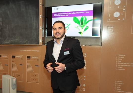 Христо Славов_Директор Бизнес направление отопление в TESY
