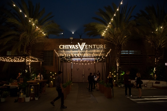 Chivas Venture presents The Final Pitch at LDAC Studio in Inglewood, CA on Thursday, July 13th, 2017 (Tyler Curtis/ Chivas Regal)