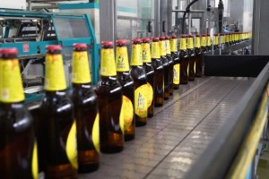Bottling process Britos