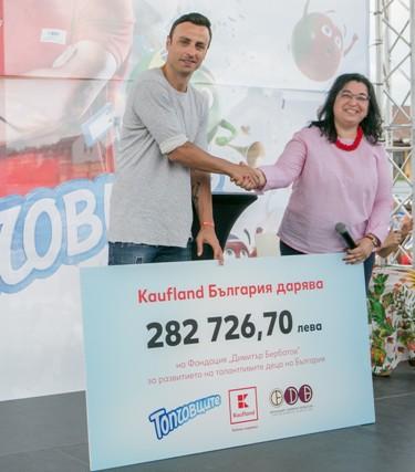 Kaufland_Bulgaria_Topchovci_event
