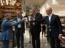 Посланикът на Германия Херберт Салбер официално откри бирения фест на МЕТРО България