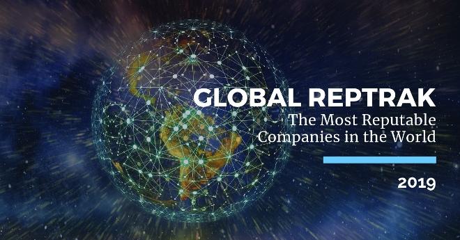 Global Reptrak 2019