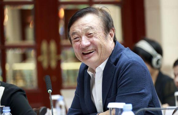 Ren Jenfei_Huawei CEO
