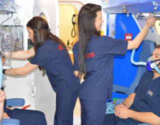 Барокамера в Старозагорски медицински център спасява човешки животи