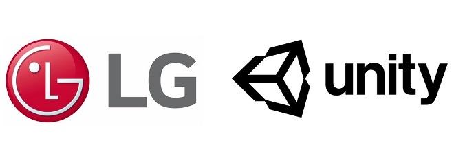LG Unity Logos