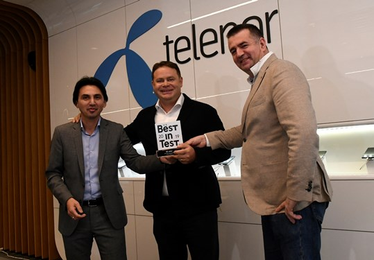 Telenor-BestinTest
