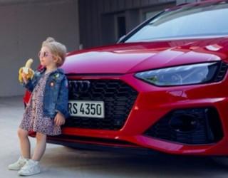 Audi се извини заради реклама с дете