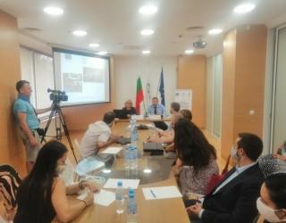 ИАНМСП представи възможностите пред родните компании за участие в международни панаири, изложби и конференции в страната и чужбина
