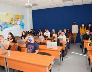 Kaufland България дари средства за цялостно реновиране на обучителна зала в УНСС