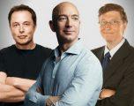 ТОП 3 на най-богатите хора на планетата