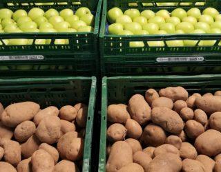 Kaufland дари плодове и зеленчуци на Българска хранителна банка