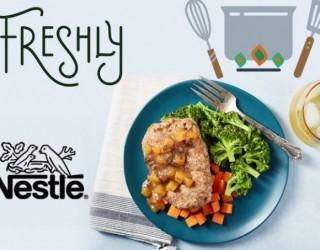 Nestle купи доставчика на здравословни храни Freshly