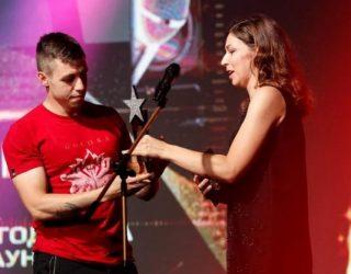 Nescafe 3 in1 връчи наградата на младата хип-хоп звезда Homelesz