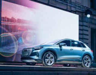 Новият Audi Q4 e-tron променя усещането за пътуване