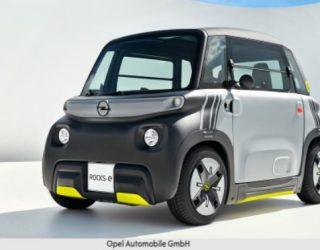 Opel Rocks-e премиера: Нов електромобил за нови изживявания в града