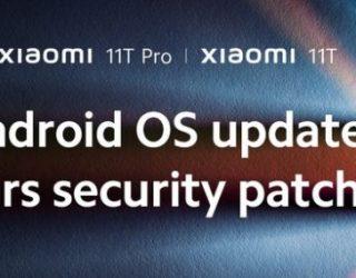Xiaomi ще предлага 4 години актуализации за сигурност в серията Xiaomi 11T